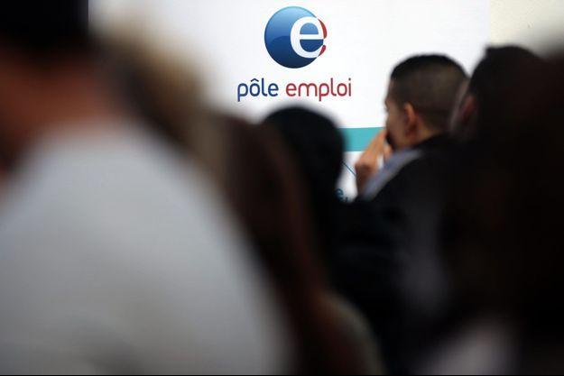 Dans une agence Pôle emploi à Nice, en mars dernier.