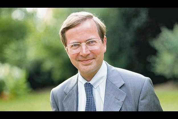 Le baron Louis Petiet, patron de Bernard Krief Consulting.