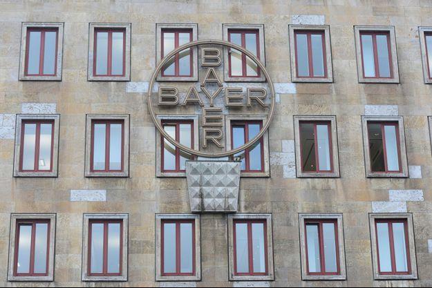 Le siège de Bayer à Leverkusen