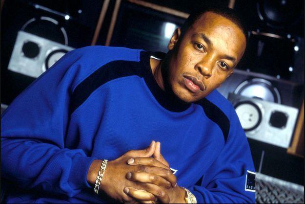 """Dr Dre en 1999, au moment de la sortie de son album au succès planétaire, """"2001""""."""
