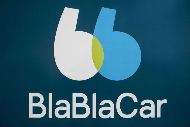 Le logo de BlaBlaCar.