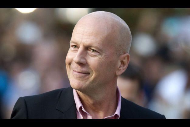 Bruce Willis en septembre 2012.