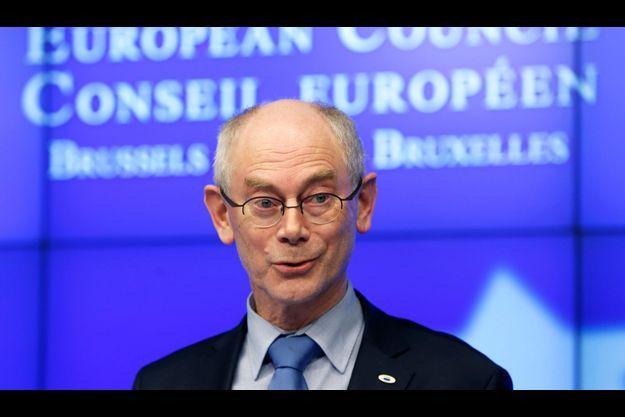 Herman Von Rompuy.