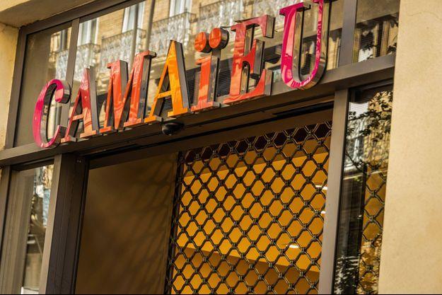 Un magasin Camaïeu.