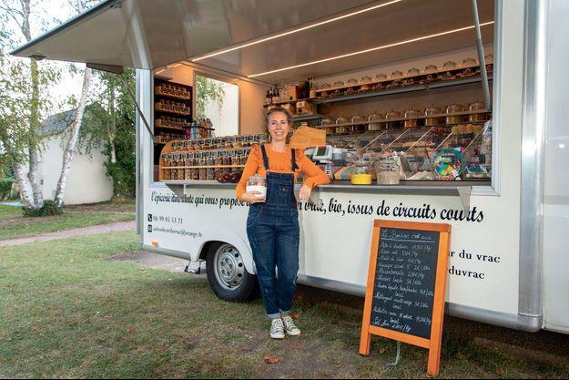 Christelle Pirot 43 ans Marchande de produits en vrac en région parisienne