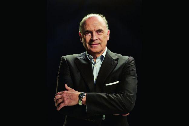 Pierre Bontemps, président fondateur de l'opérateur Coriolis