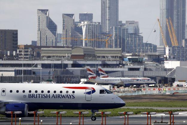 Un avion British Airways.