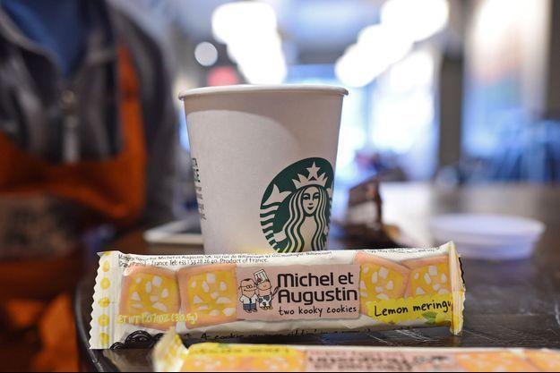 Le petit fabricant de gourmandises a changé de dimension au début de l'année en signant avec la chaîne de cafés haut de gamme Starbucks aux Etats-Unis