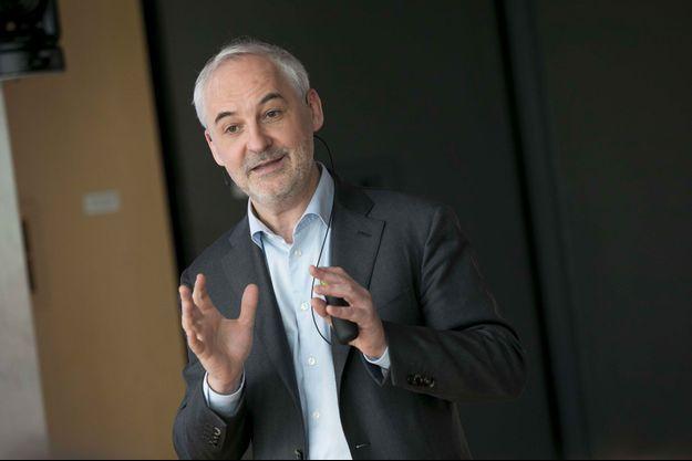 François Pérol en novembre 2017.