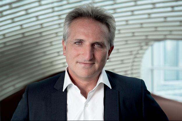 Le DG de Devialet, Franck Lebouchard