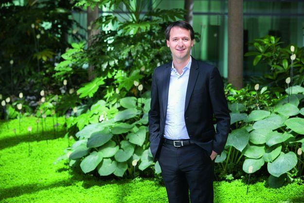 Stanislas Niox-Chateau, 32 ans, patron et cofondateur de la plateforme Doctolib.