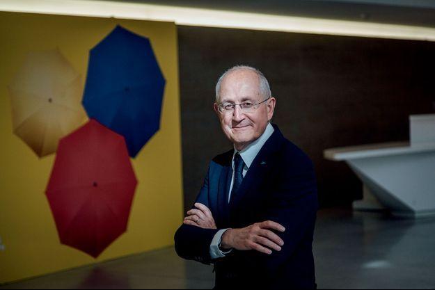 Le P-DG, Philippe Wahl, entré à La Poste en 2011, vient d'être renouvelé à son poste pour un mandat de cinq ans.