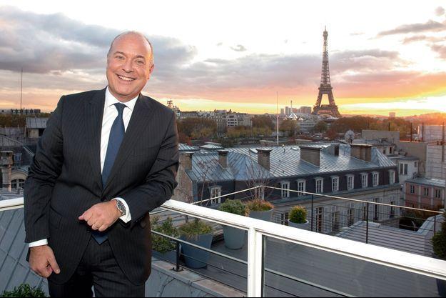 Le directeur général de Ferrero France Jean-Baptiste Santoul, le 8 novembre à Paris.