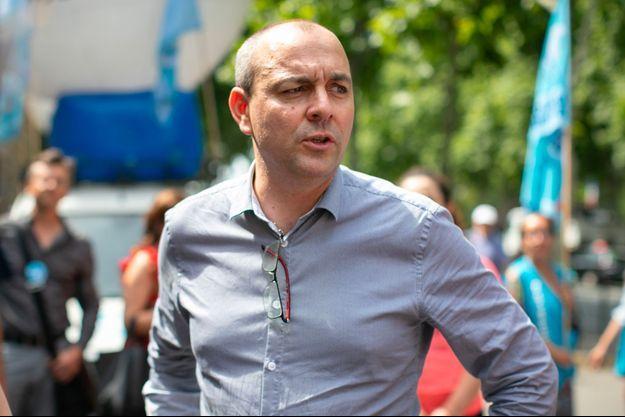 Laurent Berger à Paris en juin dernier.