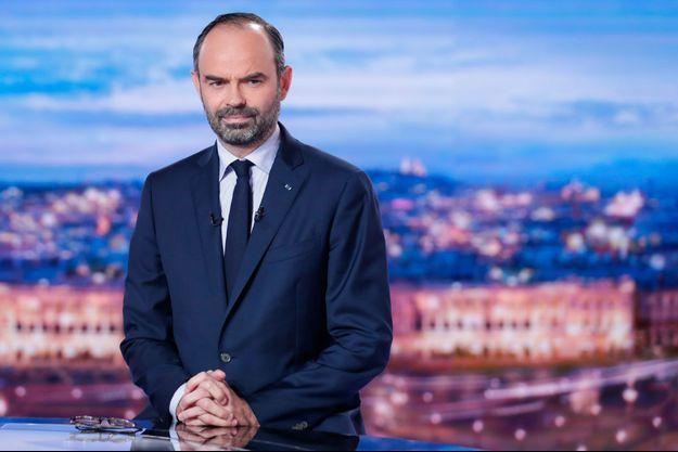 Edouard Philippe sur TF1 jeudi soir.