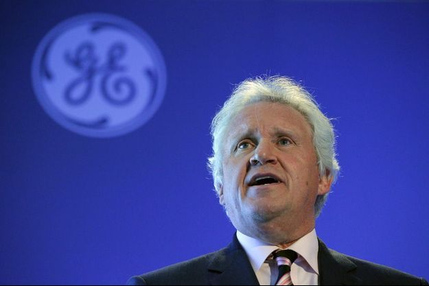 Jeff Immelt à Boston, en avril 2016.