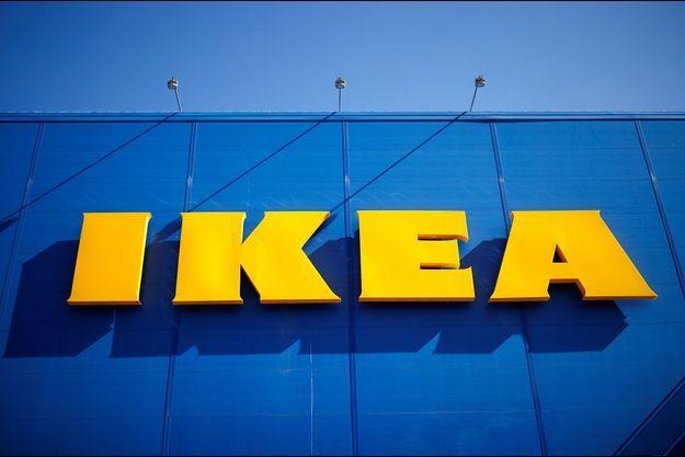Logo d'Ikea.