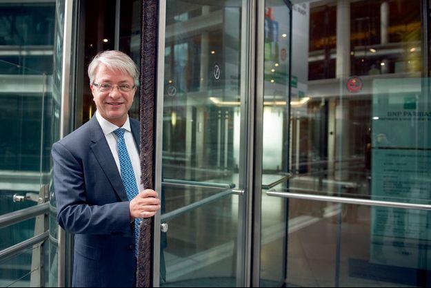 Ce polytechnicien et inspecteur du corps des Mines est entré à la Banque nationale de Paris en 1993.