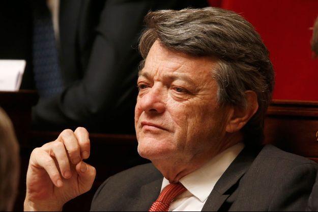 Jean-Louis Borloo à l'Assemblée en 2013.