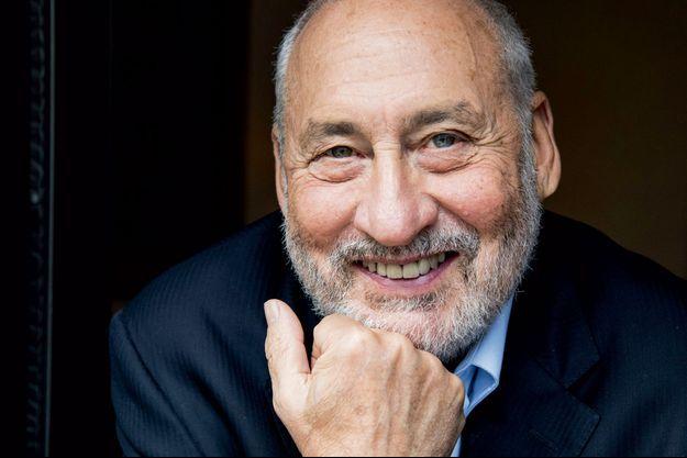 L'économiste Joseph Stiglitz à Paris en septembre 2015.