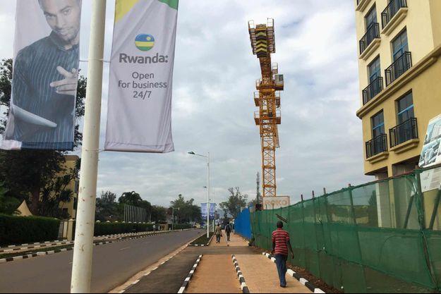 Le 26e Forum économique mondial pour l'Afrique se tient au Rwanda, petit pays d'Afrique centrale qui a mis le développement des nouvelles technologies au coeur de sa stratégie de croissance.