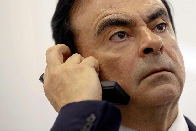 Carlos Ghosn.