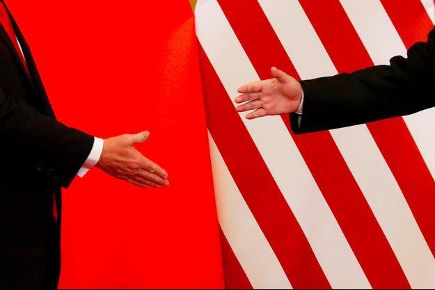 Chine, Etats-Unis