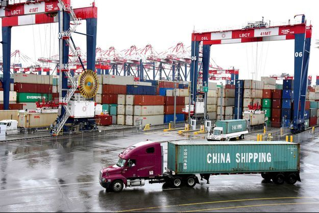La Chine et les Etats-Unis sont parvenus à un accord, après 19 mois de guerre commerciale (image d'illustration).