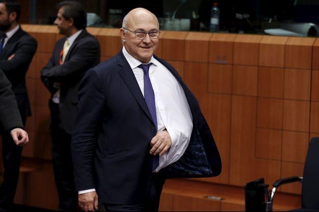 Michel Sapin, le ministre des Finances et de l'Economie.