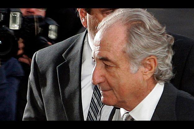 Bernard Madoff lors d'une audience, en mars dernier.