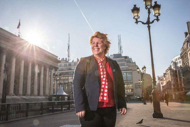 Chrystèle Gimaret, une ancienne prof de maths désormais à la tête d'une entreprise de 140 salariés