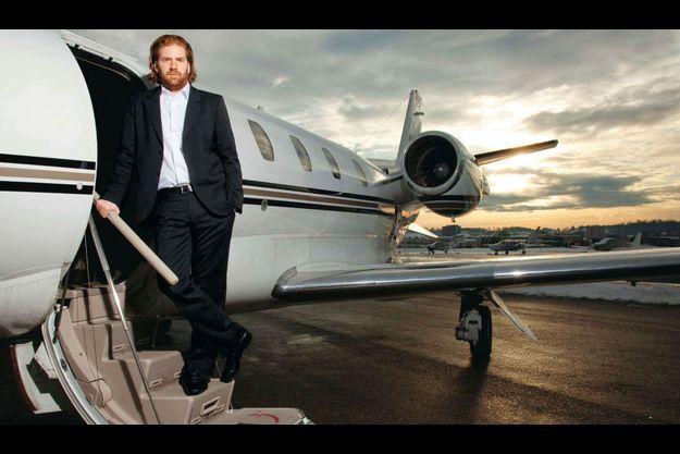 Patrick Liotard-Vogt, 27 ans, est l'actionnaire majoritaire du réseau A Small World.