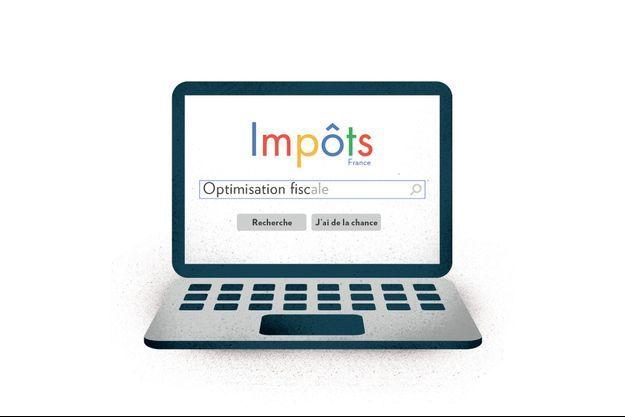 La plupart des géants du web utilisent des mécanismes complexes pour réduire leur imposition.