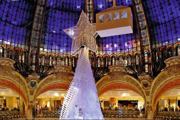 Les Galeries Lafayette-Haussmann ouvriront tous les jours en 1017
