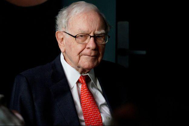 Warren Buffett en mai 2018 à Omaha, dans le Nebraska.