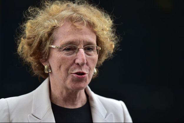Muriel Pénicaud à l'Elysée le 18 mai.