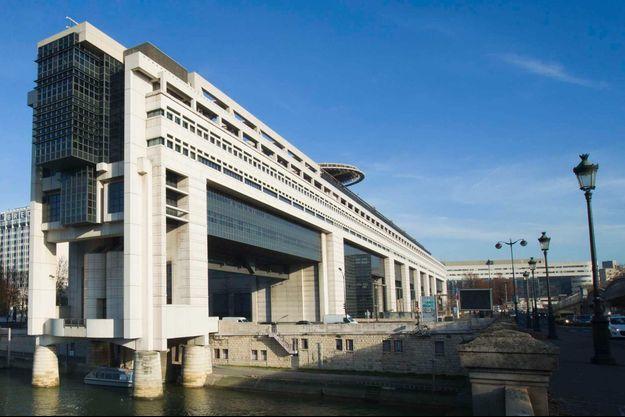Ministère des Finances, de l'économie et de l'industrie. (Photo d'illustration).
