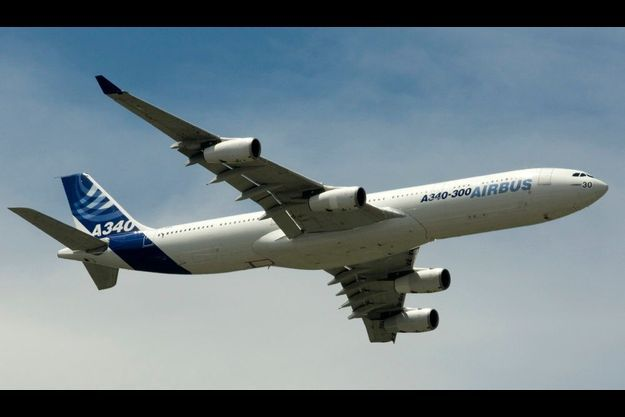 Airbus A340.