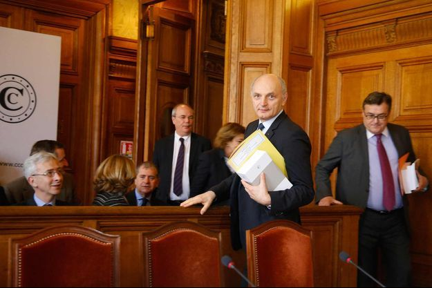Didier Migaud, président de la Cour des comptes.