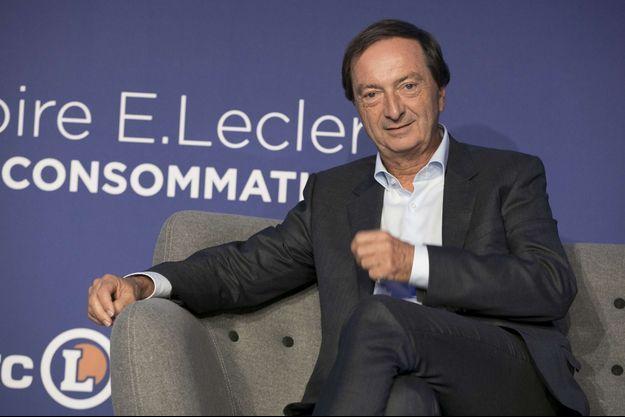 """Michel-Edouard Leclerc : """"Nous nous sentons investis d'une mission de service public"""""""