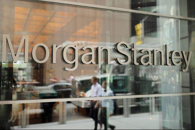 La banque d'affaire Morgan Stanley a écopé d'une amende de 20 millions d'euros.