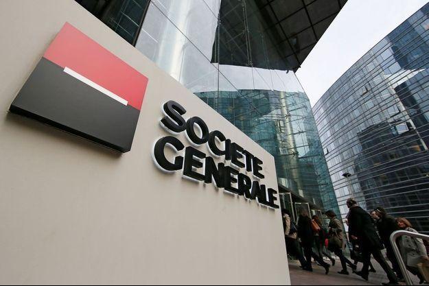 Le siège de la Société générale