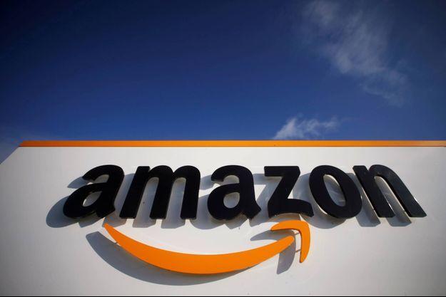 Un site Amazon, à Lauwin-Planque, dans le Nord.