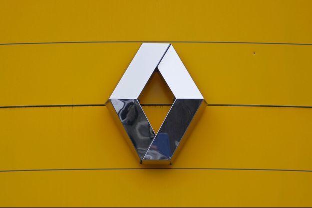 Un logo Renault (image d'illustration).