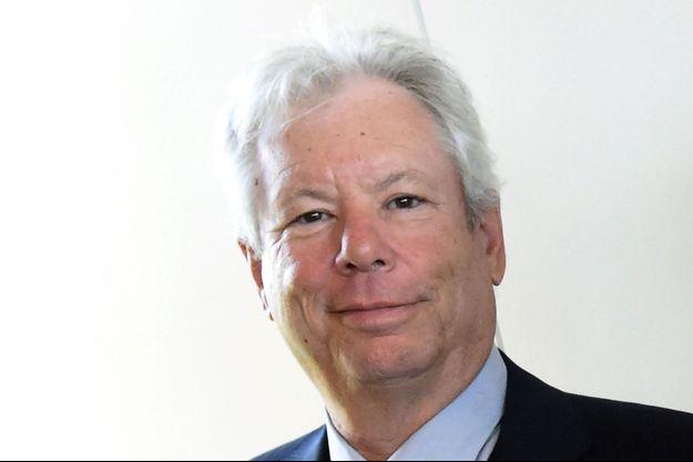 Richard H. Thaler, prix Nobel d'économie, en juin 2014.