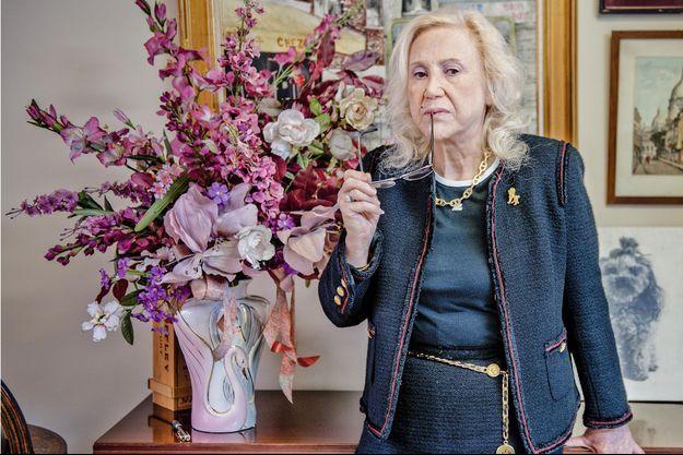 Monique Piffaut, la multimillionnaire morte sans le sou.