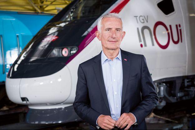 L'énarque est à la tête de la Société nationale des chemins de fer depuis dix ans.