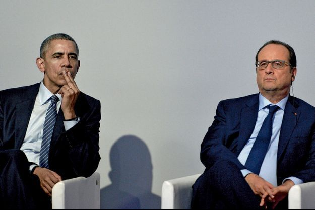 La relation se tend entre Barack Obama et François Hollande.
