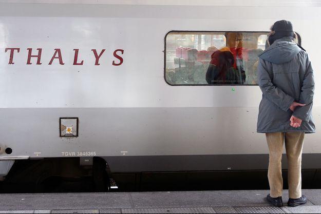 Le Thalys va desservir Roissy, Marne-la-Vallée et Bordeaux.