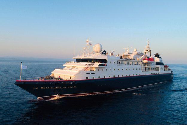 « La Belle des océans » a repris la mer pour des tours de Corse.